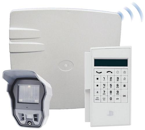 Mobilní zabezpečovací systém staveb Videofield